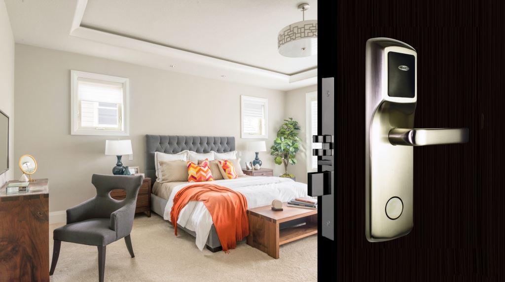 Kontrola-Pristupa-Hotelska-elektronska-brava-Hotel-Room-Lock-Andivi-NDV