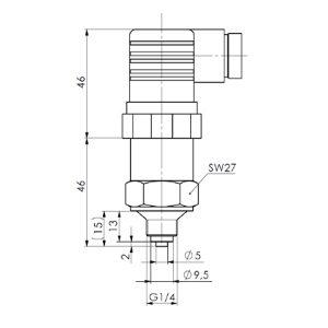 Tipalo tlaka- ANDDT1-3
