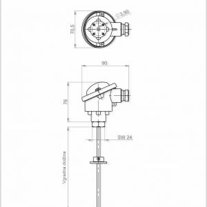 Visokotemperaturno tipalo-ANDHTFB1-3