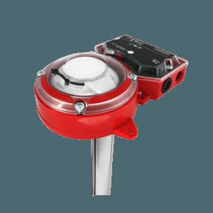 detektor dima za prezračevalne vode ANDUG-5-AFR-1