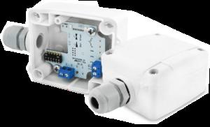 Aktivni temperaturni senzorji Andivi - 0-10V ali 4-20mA - merilno obmocje - DIP stikalo - switch
