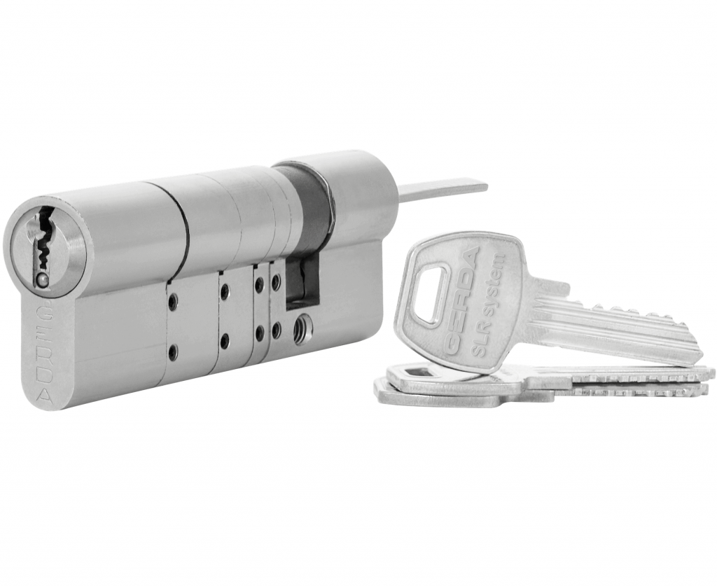 Danalock V3-euro cylinder-smart door locks-1