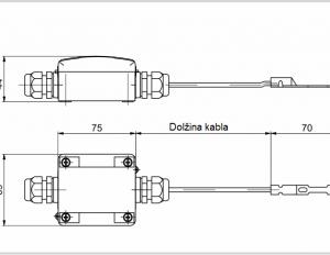Modbus tehnicna slika za javljalnik rosenja ANDTPWEXT-MD