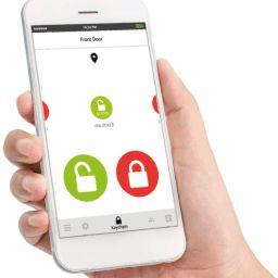 Danalock Aplikacija - Android - iOS - Andivi