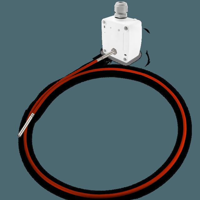 Potopno temperaturno tipalo s fleksibilnim silikonskim vodnikom-ANDKNTFF-1