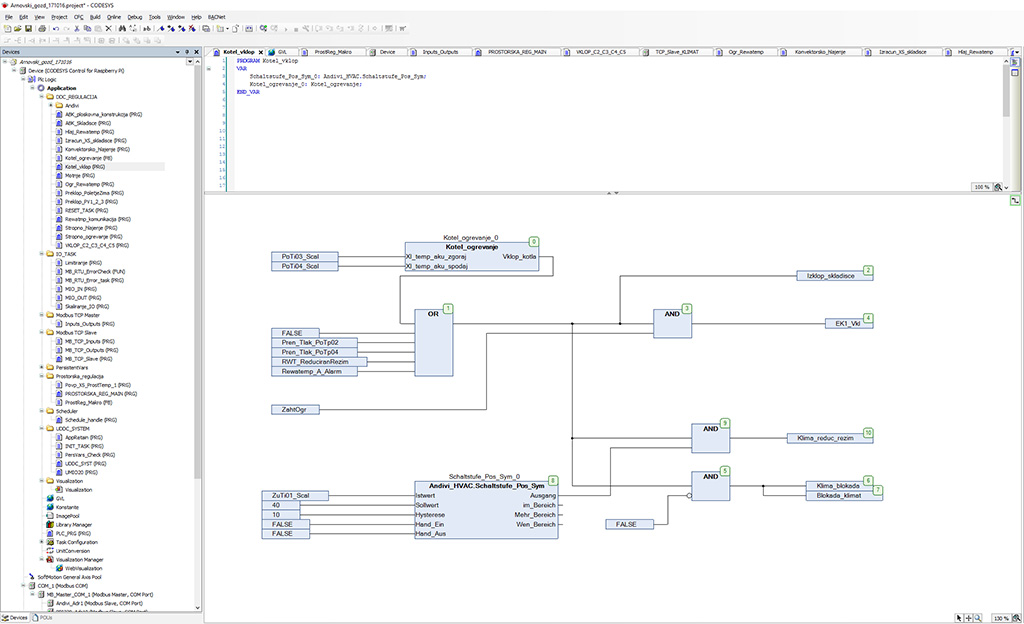 U-DDC codesys-Programing-with-CFC