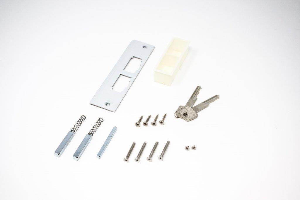 Andivi - NDV - Dodatni material - 1 - prejemna polocevina - kljuc