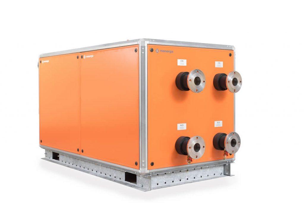 Rewatemp_1_Toplotna črpalka in hladilni agregat v eni kombinirani napravi