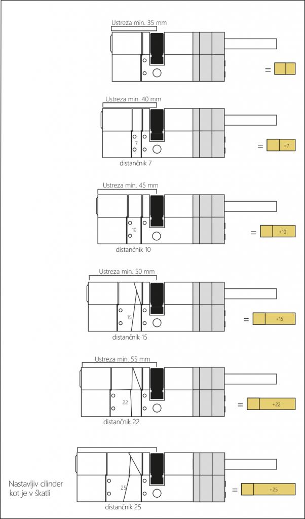 Danalock_navodila za montazo_si_4