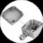 IP65 ohišje primerno za zahtevnejše pogoje uporabe.
