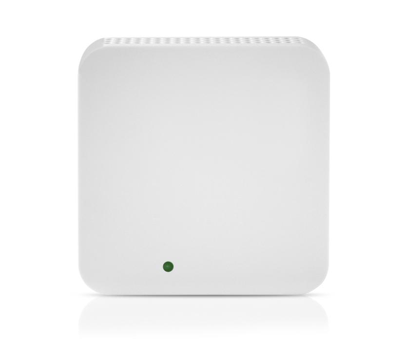 Modbus notranji senzor za kvaliteto zraka ANDRALQMD z LED indikatorjem