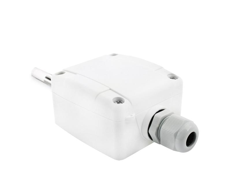Modbus zunanji senzor temperatura in vlage ANDARFTR-MDS zadaj