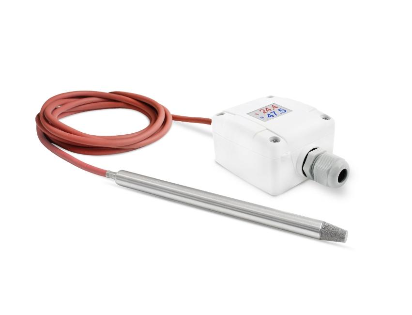 Senzor za visoke temperature in vlago ANDARFTR-XHT z LCD ekranom