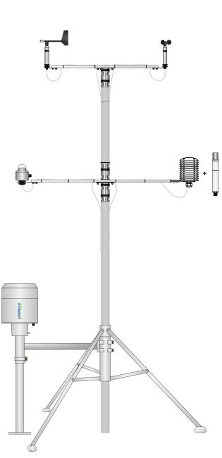 Lambrecht meteo meteorološka postaja