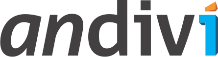 logo andivi M