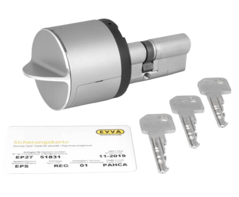 EVVA cilinder za Danalock V3 pametno ključavnico